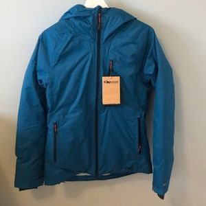 OR floodlight down jacket